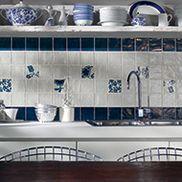 Rivestimenti cucina: pannelli, mattonelle, piastrelle cucina 3