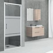 Box doccia e pareti doccia prezzi e offerte leroy merlin - Box doccia tre lati leroy merlin ...