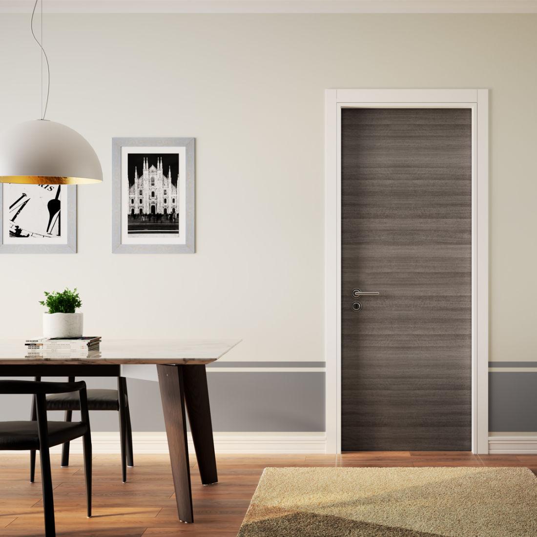 Amato Abbinamento delle porte interne ai colori delle pareti di casa fai  GS33