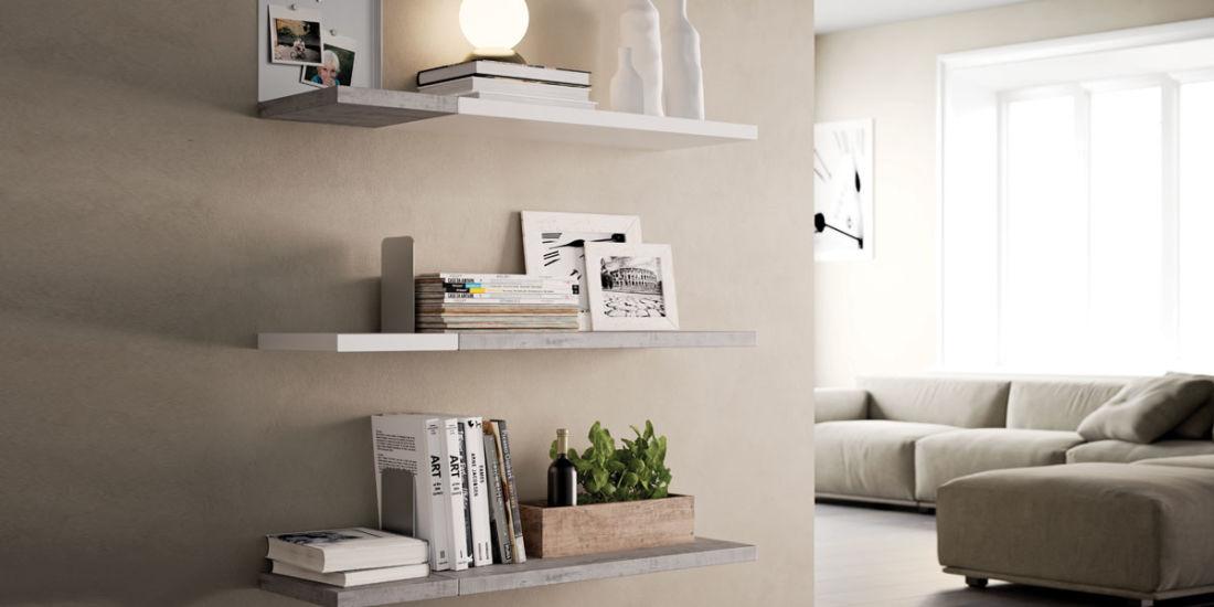 Beautiful mensole soggiorno images house design ideas - Idee per arredare l ingresso di casa ...