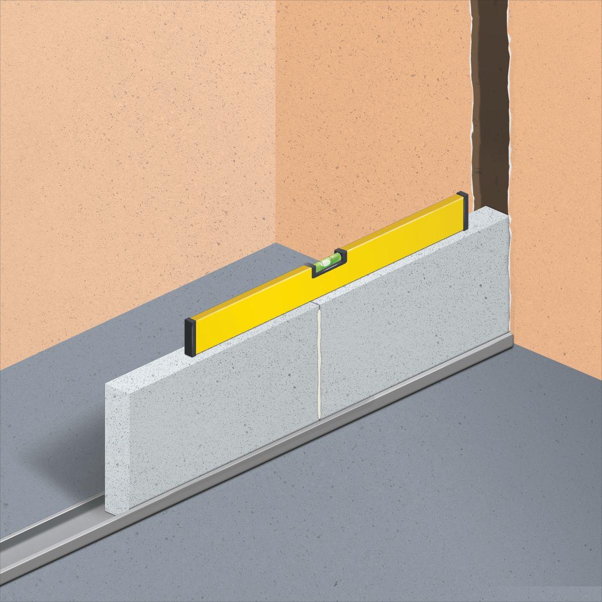 Come fare una parete divisoria isolmant di una in - Costruire una parete divisoria ...