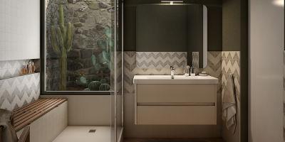 idee arredo bagno - come arredare un bagno | leroy merlin - Foto Bagni Moderni Arredati