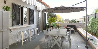 Awesome Idee Arredo Terrazzo Fai Da Te Ideas - Home Design ...