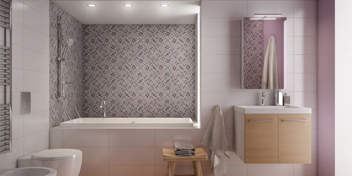 ever popular new specials exclusive range Arredare il bagno tutto al femminile fai da te | Leroy Merlin