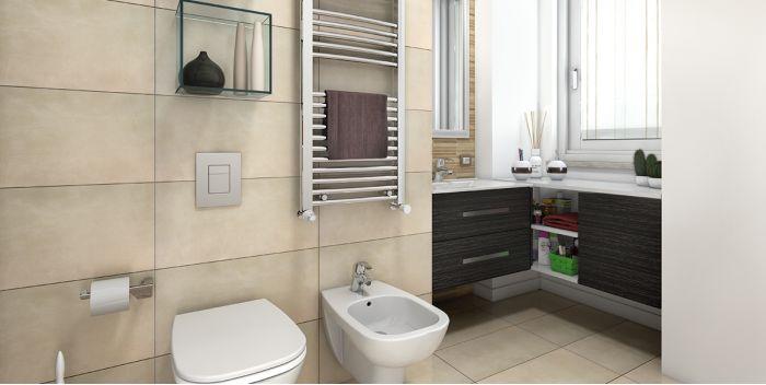 Come arredare il bagno per tenere tutto organizzato e al proprio