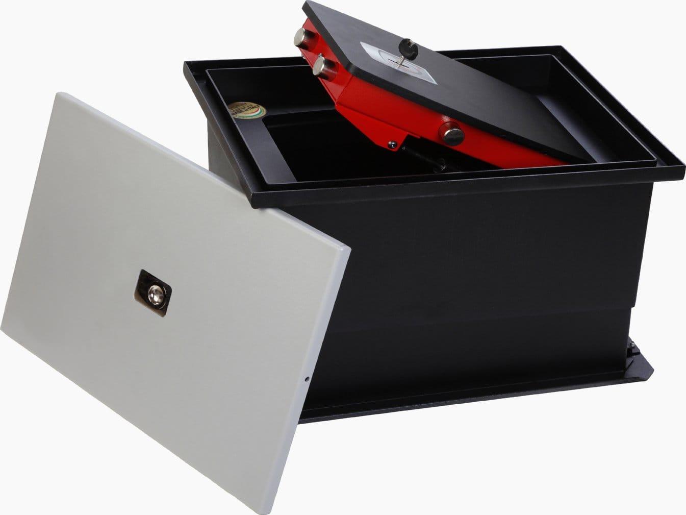 Plafoniere Per Esterno Leroy Merlin : Cassaforte da pavimento nf k prezzi e offerte online leroy merlin