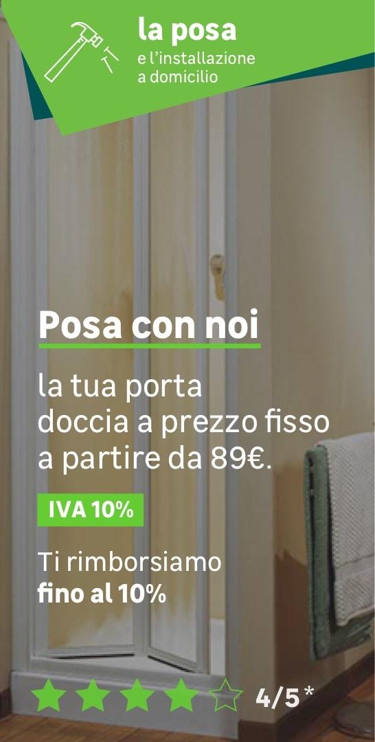 Porte E Pareti Doccia Prezzi E Offerte Leroy Merlin