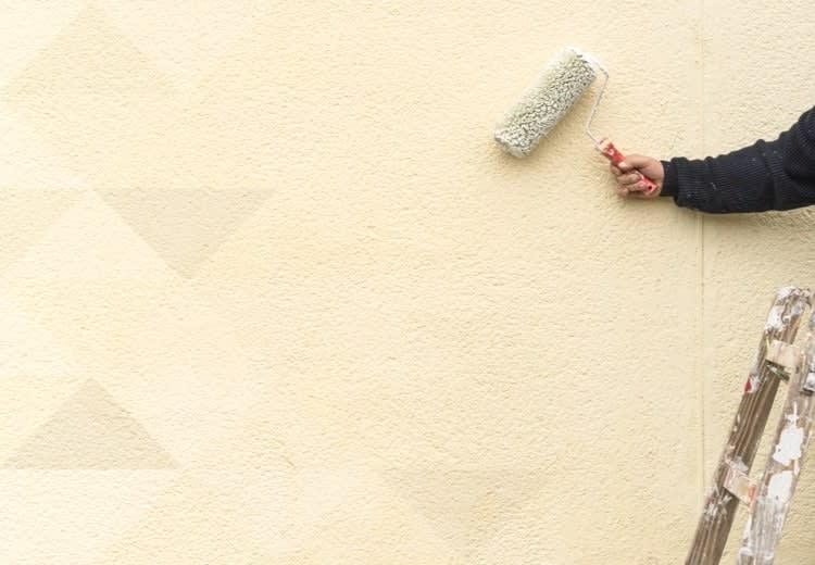 Scelta facile pittura murale esterni