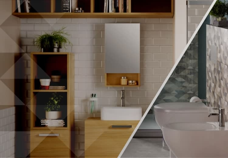 Catalogo digitale bagno