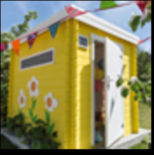 Come scegliere le casette da giardino con leroy merlin - Attrezzi da giardino per bambini ...