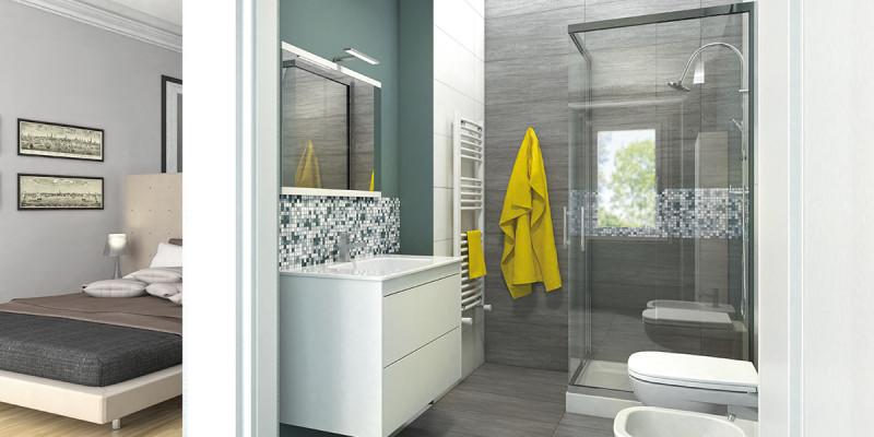 Come realizzare un bagno in camera da letto fai da te - Creare un bagno ...