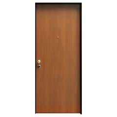 Porta blindata hook tanganika medio l 90 x h 210 cm dx for Porta 240 cm