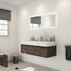 bagno mobile bagno neo frame l 105 x p 48 x h 32 cm 1