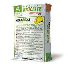 Rasante kerakoll biocalce intonachino fino 25 kg prezzi e for Biocalce intonaco
