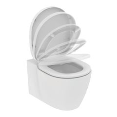 bagno vaso sospeso ideal soft con sedile soft close 36136436