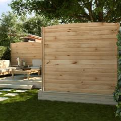 Divisori giardino prezzi e offerte online per schermi - Pannelli divisori giardino ...