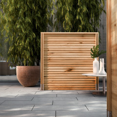 Divisori giardino prezzi e offerte online per schermi for Divisori da giardino