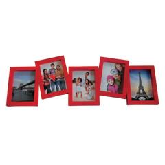 Portafoto multipli o componibili vendita cornici leroy for Cornici foto multiple