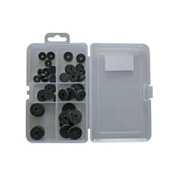 110 kit guarnizioni o ring in gomma prezzi e offerte online. Black Bedroom Furniture Sets. Home Design Ideas