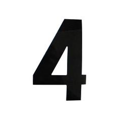 Numero adesivo 2 prezzi e offerte online for Numeri adesivi leroy merlin