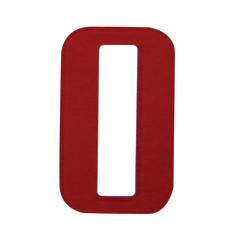 Lettera adesiva u prezzi e offerte online for Numeri adesivi leroy merlin