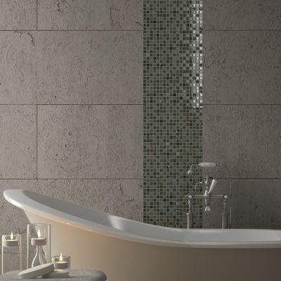 Mosaico mix selva luce 30 x 30 cm verde prezzi e offerte - Bagno mosaico verde ...