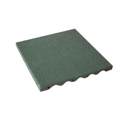 Pavimento antitrauma: piastrella gomma antishock | Leroy Merlin