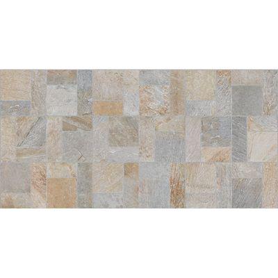Piastrella Modulare 30,2 x 60,4 cm grigio, beige: prezzi e offerte ...