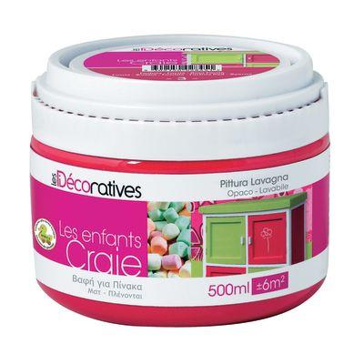 Pittura Effetto Lavagna Les Décoratives Verde 0.5 L: Prezzi E