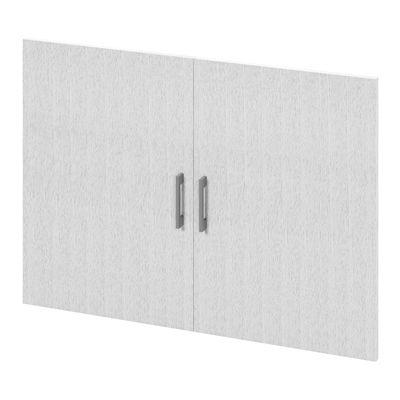 set 2 ante spaceo bianco l 45 x p 2 x h 64 cm: prezzi e offerte online