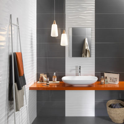 Piastrella Kolor 30 x 60 cm bianco: prezzi e offerte online