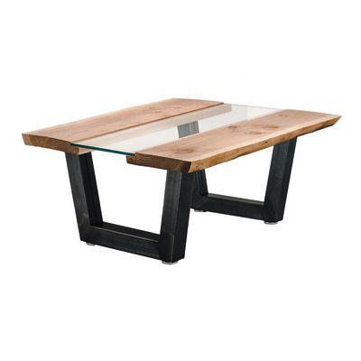 Coppia gambe per tavolo metallo L 70 x P 10 x H 35 cm verniciato ...