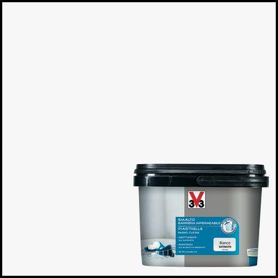 Perfect Vernici Smalto Piastrelle V33 Bianco Satinato 2 L 35194446