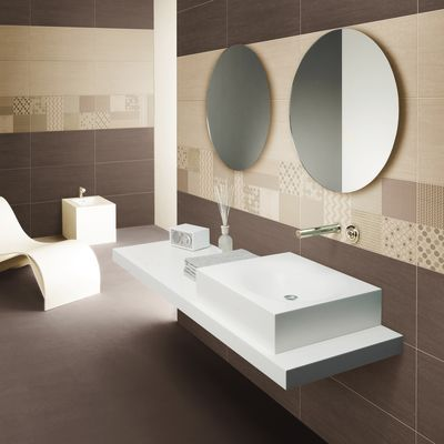 Piastrella Karin 30,4 x 60,8 cm marrone: prezzi e offerte online