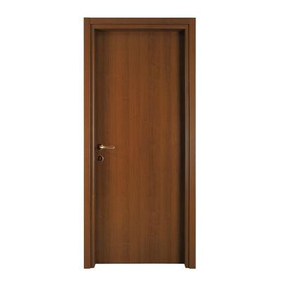 Porta da interno battente Vivaldi noce 70 x H 210 cm reversibile ...
