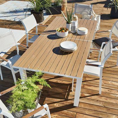 Tavolo allungabile Torres, 226 x 102 cm legno: prezzi e offerte online
