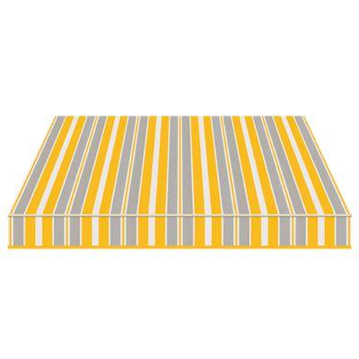 Tenda da sole barra quadra Tempotest Parà 300 x 210 cm azzurro ...