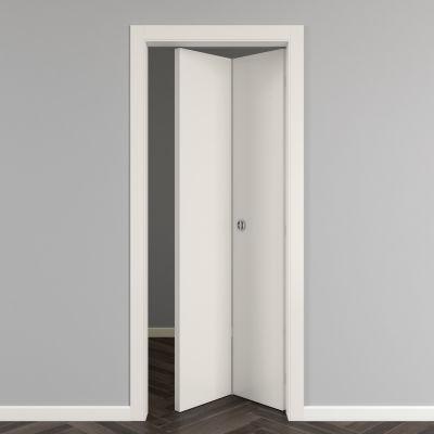 Porta da interno pieghevole Strauss 80 x H 210 cm reversibile ...