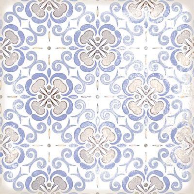 Piastrella Patine 15 x 15 cm blu, bianco, azzurro: prezzi e offerte ...