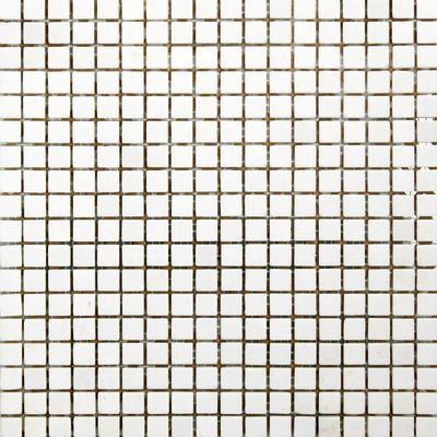Delightful Bagno Mosaico Quarzo 30 X 30 Cm Bianco 34567834