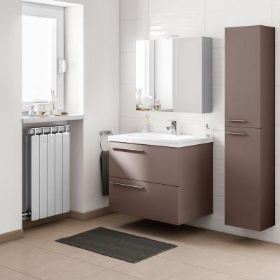 Mobile bagno Elea marrone L 71,5 cm: prezzi e offerte online