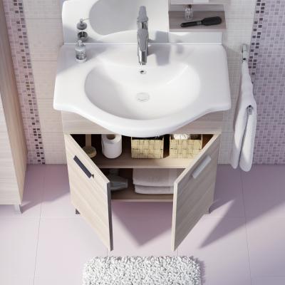 bagno mobile bagno rimini larice l 75 cm 35927031_1