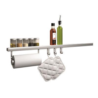 Kit porta accessori cucina Level 90 inox: prezzi e offerte online