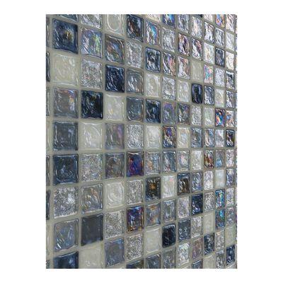 Mosaico Ice smoke 30,5 x 30,5 cm nero, grigio: prezzi e offerte online
