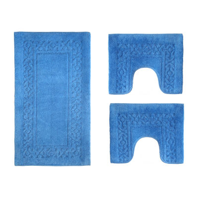 bagno set tappeti bagno ischia azzurro 32445791