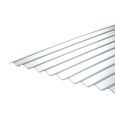 Lastra ondulata Onduclair PC Passo 76/18 in policarbonato 110 x 200 ...