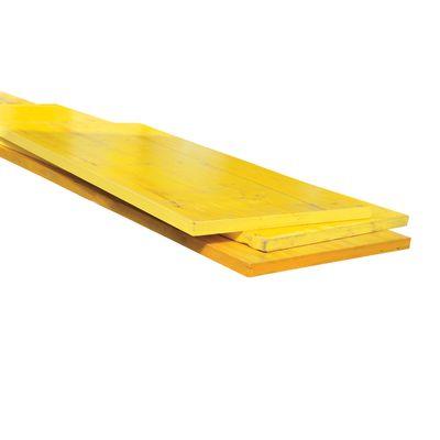 Pannello giallo per armatura 2 m x 50 x 2 7 cm prezzi e - Tavole da muratore usate ...