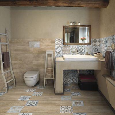 Bagno Piastrella Villa 20 X 20 Cm Multicolor 35782894_thumb