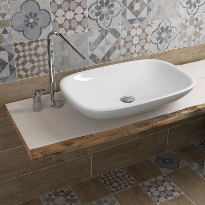 Miscelatore lavabo alto Verbano cromato: prezzi e offerte online