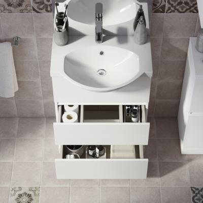 Mobile bagno Elise bianco L 60 cm: prezzi e offerte online